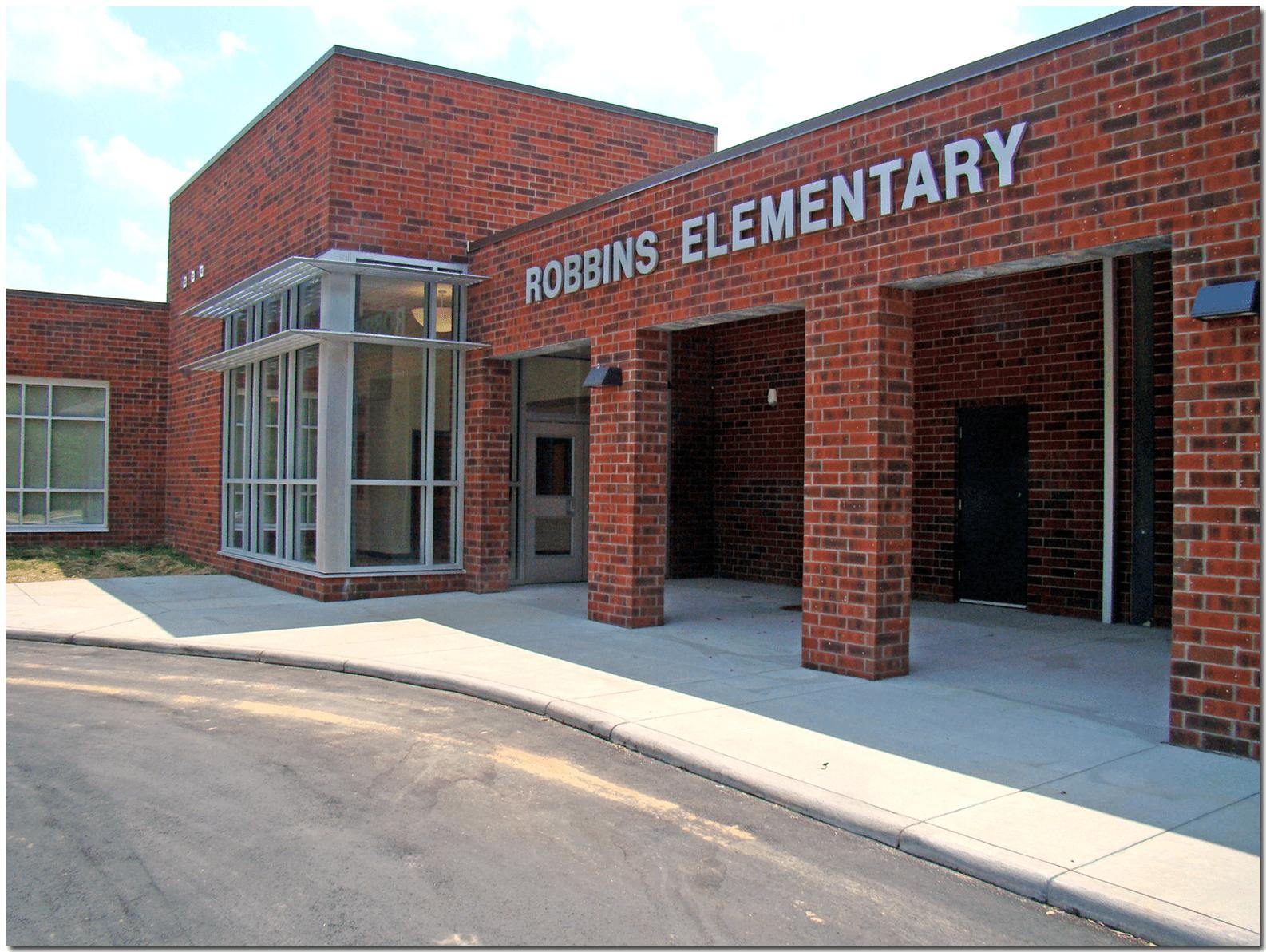 Robbins elementary exterior